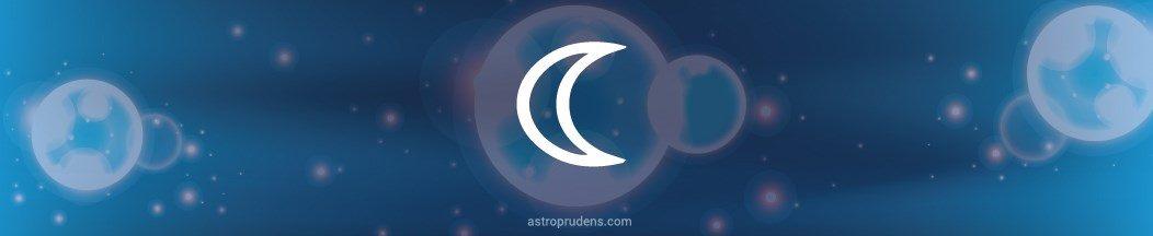 Доминирующая Луна в гороскопе рождения, натальной карте, радиксе