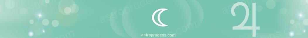 Луна прогрессивная в аспекте с Юпитером
