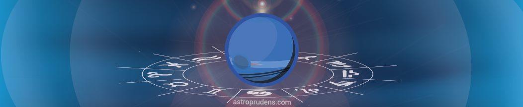 Нептун в натальной карте, гороскопе рождения, радиксе