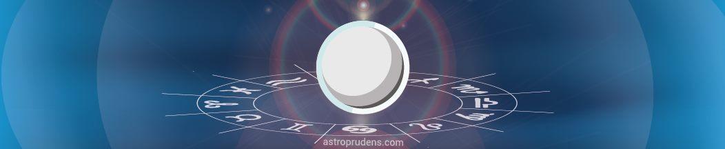 Плутон в натальной карте, радиксе, гороскопе рождения
