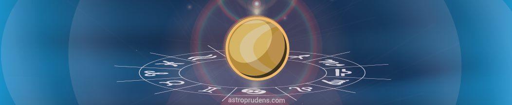 Венера в натальной карте, гороскопе рождения, радиксе