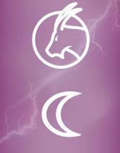 Луна в Козероге в гороскопе брака