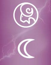 Луна в Овне в гороскопе брака