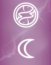 Луна в Рыбах в гороскопе брака