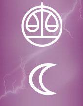 Луна в Весах в гороскопе брака