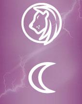 Луна во Льве в гороскопе брака