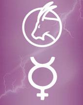 Меркурий в Козероге в гороскопе брака