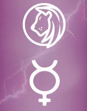 Меркурий во Льве в гороскопе брака