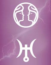 Уран в Близнецах в гороскопе брака
