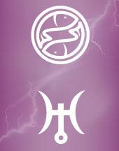 Уран в Рыбах в гороскопе брака