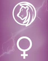 Венера во Льве в гороскопе брака