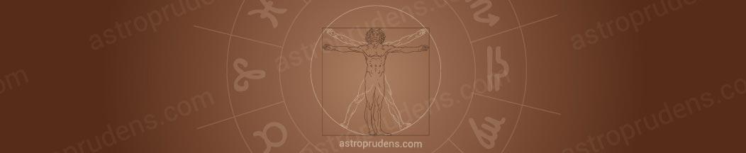 Общее описание внешности по знакам зодиака в хораре