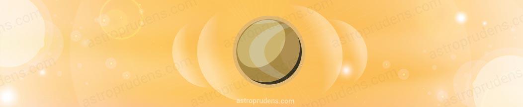Венера в карте солнечного возвращения (соляре)