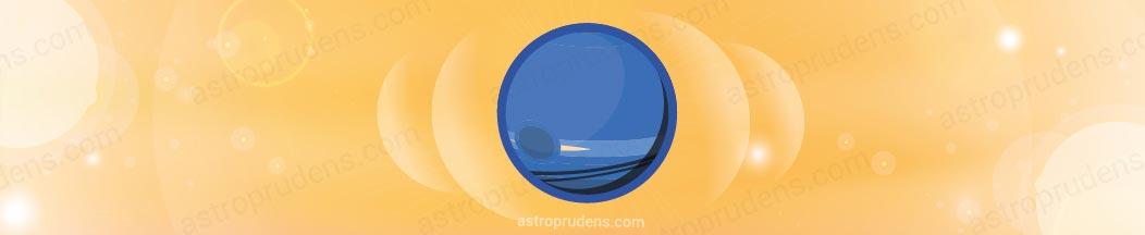 Нептун в карте солнечного возвращения (соляре)