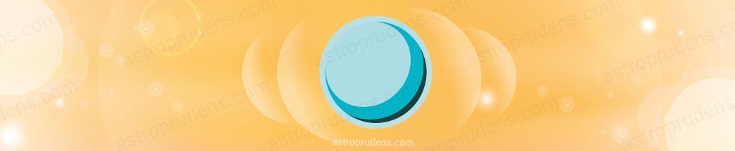 Уран в карте солнечного возвращения (соляре)