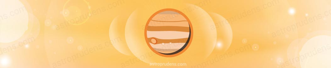 Юпитер в карте солнечного возвращения (соляре)